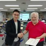 ラスト!岡本先生の歯周病の勉強会でした。